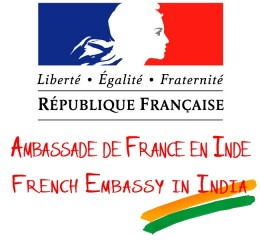 logo-French Embassy Inde