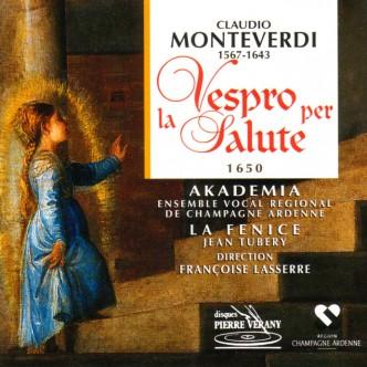 Monteverdi Vespro per la Salute